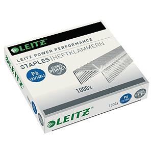 Agrafes Leitz Power Performance P6 23/15 XL, pour agrafeuse Leitz 5553