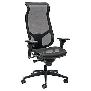 Prosedia Airspace 3642 management chair in mesh black