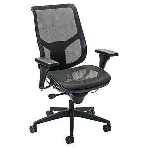 Prosedia Airspace 3632 management chair in mesh black