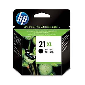 Hewlett Packard 21Xl C9351Ce Inkjet Cartridge Psc 1410 Black
