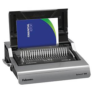 Fellowes Galaxy E500 Electric Large Office Comb Binding Machine