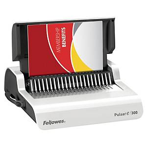 FELLOWES PULSAR E300 ELECTRIC COMB BINDING MACHINE