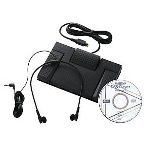 Transcripteur audio numérique Olympus AS-2400