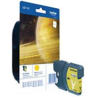 Brother LC-1100Y Ink Cartridge MFC-490CW/5490CN Yellow