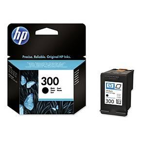 Tintenpatrone HP CC640EE - 300, Reichweite: 200 Seiten, schwarz