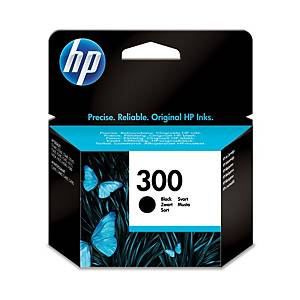 Hewlett Packard 300 Cc640Ee Inkjet Cartridge Black