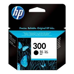 Hewlett Packard 300 Cc640Ee Inkjet Cartridge Black