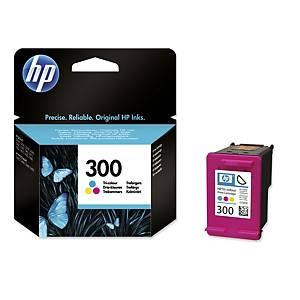 Tintenpatrone HP CC643EE - 300, Reichweite: 200 Seiten, 3farbig