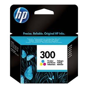 Tusz HP 300 CC643EE kolorowy CMY