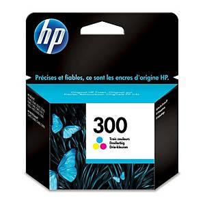Hewlett Packard 300 Cc643Ee Inkjet Cartridge 3 Colour