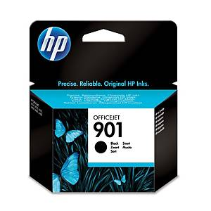 Hewlett Packard 901 Cc653Ae Inkjet Cartridge Officejet Black