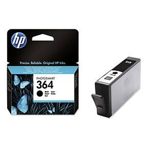 Tintenpatrone HP CB316EE - 364, Reichweite: 250 Seiten, schwarz