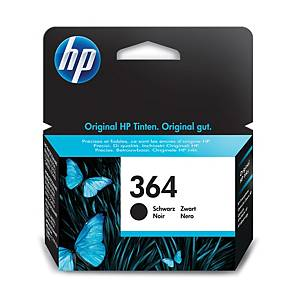 Hewlett Packard 364 Cb316Ee Inkjet Cartridge Black