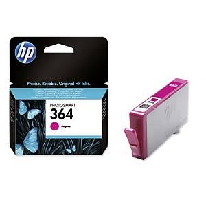 Tintenpatrone HP CB319EE - 364, Reichweite: 300 Seiten, magenta