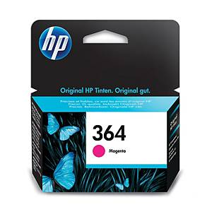Hewlett Packard 364 Cb319Ee Inkjet Cartridge Magenta