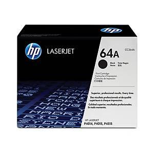Hewlett Packard Cc364A Laserjet Black