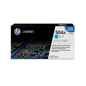 Hewlett Packard Ce251A Color Lj Cyan