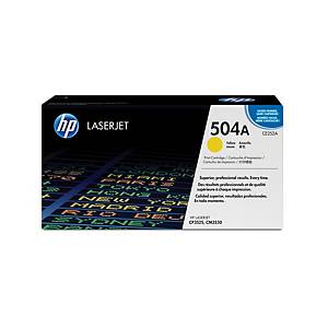 Hewlett Packard Ce252A Color Lj Yellow