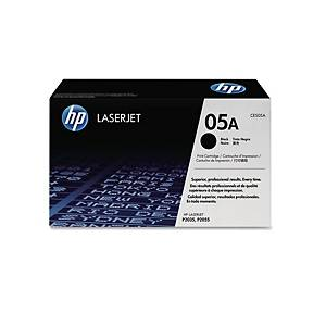 HP CE505A LASERJET CART BLK