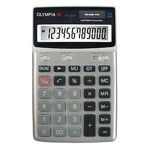 OLYMPIA เครื่องคิดเลขชนิดตั้งโต๊ะ SD-200VT 12 หลัก