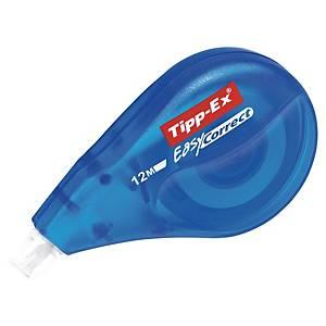 Tipp-Ex hibajavító roller, oldalirányú, 4,2 mm x 12 m
