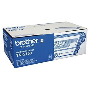 Brother TN-2150 Laser Cartridge - Black