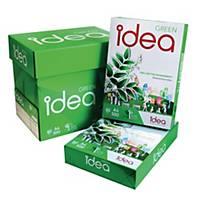 IDEA GREEN กระดาษถ่ายเอกสาร A4 80 แกรม ขาว 1 รีม 500แผ่น