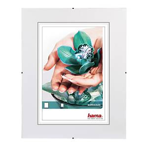 Hama Clip-Fix Fotorahmen, A3-Format - 42 x 29,7 cm, weiß