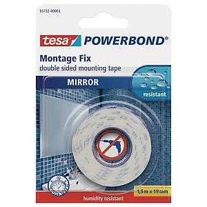 Tesa Double Sided Foam Mounting Tape 19Mm X 1.5M