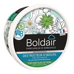 Neutralizator zapachów w żelu BOLDAIR, zielona herbata, 300 g