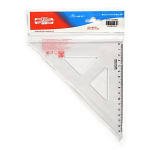 KOH-I-NOOR TRIANGLE RULER 16CM