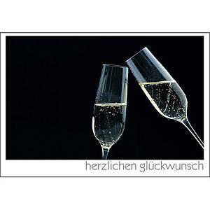 Carte d anniversaire Art Bula 7349, 122x175 mm, allemand