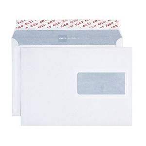 Enveloppes Elco profutura, C5, fenêtre à droite, 100 g/m2, blanc