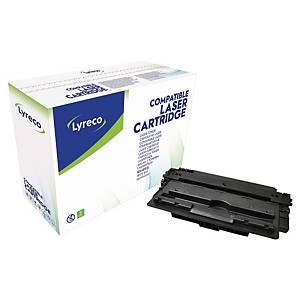 LYRECO COMPATIBLE 16A HP TONER CARTRIDGE Q7516A - BLACK