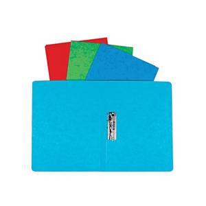 Hit Office Schnellbinder aus Pressspan, A4, 2,5 cm, blau