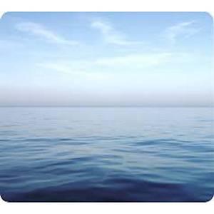 Fellowes 5903901 Recycled Optical Mousepad  Blue Ocean