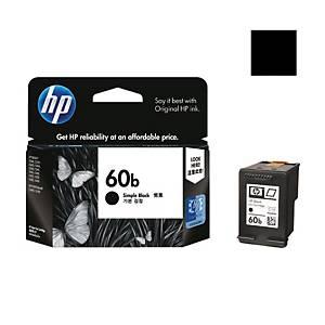 HP 60 CC640WA ORIGINAL INKJET CARTRIDGE - BLACK