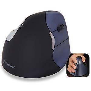 BakkerElkhuizen Evoluent4 verticale draadloze muis, USB-dongel, rechtshandig