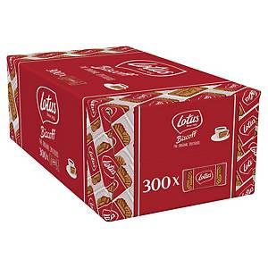 Spéculoos Lotus - 300 biscuits - boîte de 1 kg