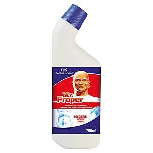 Nettoyant pour toilettes Mr. Propre WC Gel, 750 ml, la pièce