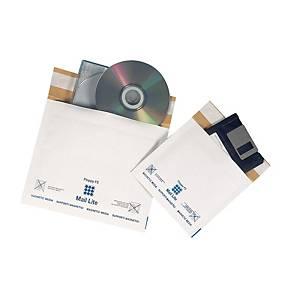 Bublinková obálka SealedAir Mail Lite®, 180 x 160 mm, bílá, 5 kusů