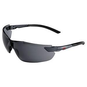 Okulary ochronne 3M 2821, soczewka szara, filtr przeciwsłoneczny, UV 5-2,5