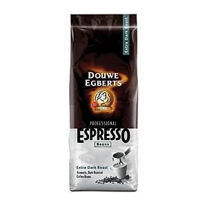 Douwe Egberts Espresso Extra Dark Coffee Beans, 1kg