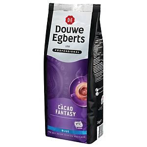 Poudre de lait chocolaté Douwe Egberts Cacao Fantasy pour machine à café, 1 kg