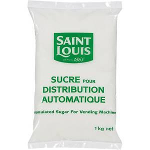 Saint Louis suiker voor koffieautomaat, pak van 1 kg