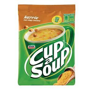 Cup-a-Soup kerriesoep voor automaat, 40 porties
