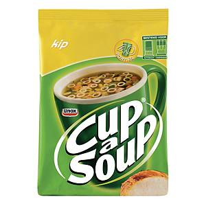 Cup-a-Soup kippensoep voor automaat, 40 porties