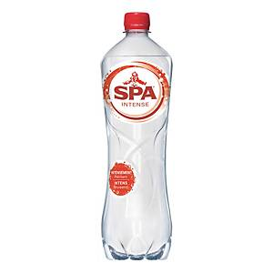 Spa Intense sparkling water pet 1L - pack of 6