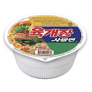 PK24 NONGSHIM HOT&SPICY CUP NOODLE 86G