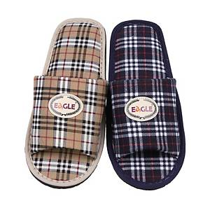 EAGLE INDOOR SLIPPERS NEUTRAL COLOR
